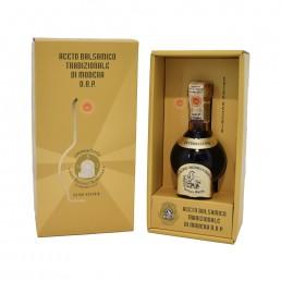 Aceto Balsamico Tradizionale di Modena D.O.P. Extravecchio – Confezione Consorzio