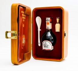 Aceto Balsamico Tradizionale di Modena D.O.P. Affinato – Confezione Legno