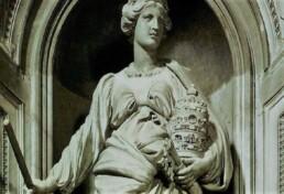 monument to matilda of canossa